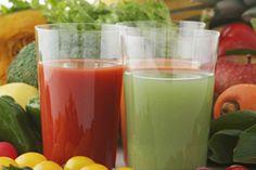 I centrifugati di frutta e verdura con un pizzico di...