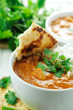 Easy Chicken Tikka Masala in just 30 minutes! asimplepantry.com #LoveBlooms #ad