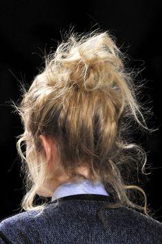 uh-la-la-land: messy hair