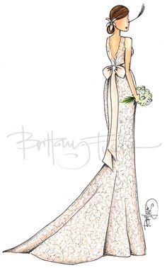 Brittany Fuson :: Wedded Bliss, April 2010