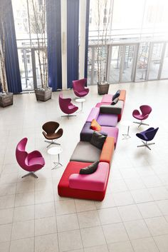 Alphabet™ by Fritz Hansen | Lounge area / Waiting room | Seating