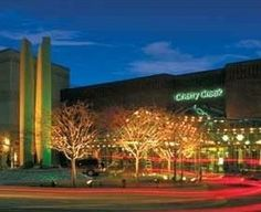 Shop till you drop at the Cherry Creek Mall Denver