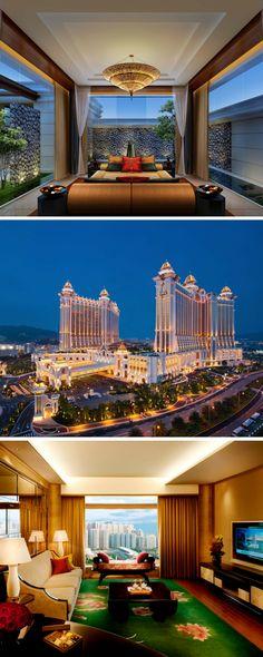 Explore Macau's Accomodation