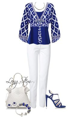 Untitled #691 by longstem on Polyvore featuring Emilio Pucci, Prada, Tory Burch, NOVICA and John Hardy