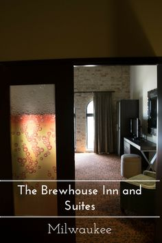 The Brewhouse Inn and Suites-Modern Luxury with a Nod to Milwaukee's Past