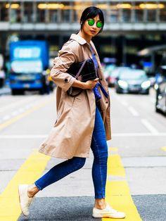 Basics sind superwichtig. Diese 10 Mode-Teile solltest du im Kleiderschrank haben.