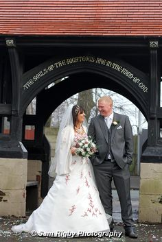 Bride & Groom St Nicholas Church, Saint Nicholas, Lace Wedding, Wedding Dresses, Bride Groom, Saints, December, Photography, Fashion