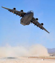 Boeing C-17 Globemaster III ~ BFD