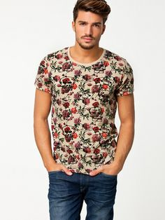 Cool shirt for men!