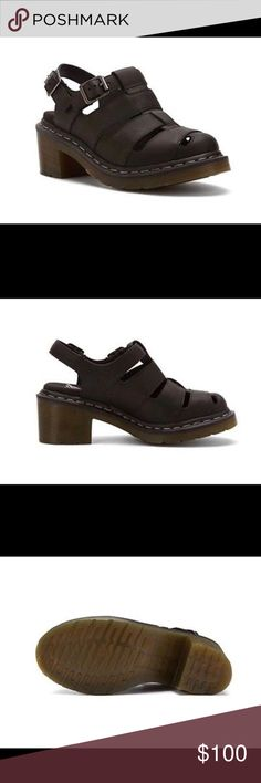 9883f824b9cd Doc Martens Connie sandal black womens US 11 I purchased these on Amazon