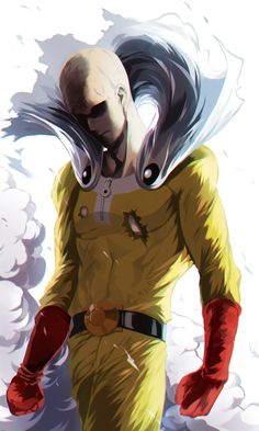 Tags: PNG Conversion, One Punch Man, Saitama (One Punch Man), Pixiv Id 5376664