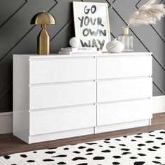New vintage furniture drawing drawers ideas, DRAWERS Drawing furniture Idea.New vintage furniture drawing drawers ideas, DRAWERS Drawing furniture Idea. New vintage furniture drawing drawers ideas, DRAWERS Kommoden Hochglanz Kommode OrdonezWayfair. Chest Of Drawers Decor, White Chest Of Drawers, Bedroom Drawers, Set Of Drawers, 6 Drawer Chest, White Chests, White Bedroom Furniture, Bedroom Storage, Chest Of Draws