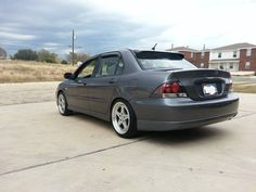 """Official """"Thunder Gray"""" Picture Thread - Page 14 - EvolutionM - Mitsubishi Lancer and Lancer Evolution Community Lancer Es, Grey Pictures, Mitsubishi Lancer, Thunder, Cars And Motorcycles, Cool Cars, Evolution, Seattle, Community"""