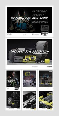 Incase Global Design Direction by BASIC | A Brand & Web Design Agency  www.basicagency.com