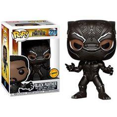 Free Shipping. Buy Marvel Universe Funko POP! Marvel Black Panther Vinyl Figure [Masked, Chase Version] at Walmart.com