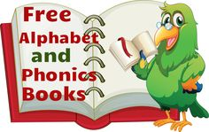 Free printable and downloadable books to teach phonics! These  books are available at beginning, intermediate, and advance levels along with hand writing and activity sheets. All for free!