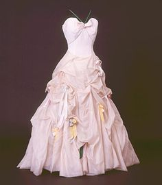 Evening Dress Charles James, 1939 The Brighton & Hove Museum