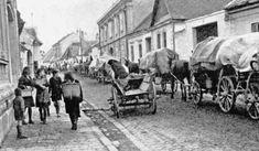Am Sonntag, dem 8.Oktober verließen nochmals 140 Wagen den Ort. Die Führung dieses Trecks wurde Johann Schollenberger anvertraut, der in der Gemeinde das Amt des Waisenvaters versehen hatte.