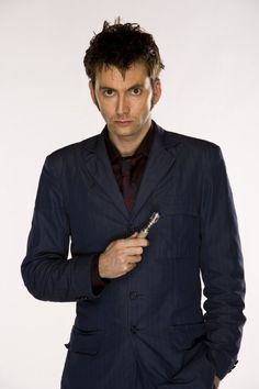 David Tennant will always be my doctor....as much as I love Nine and Eleven... Ten.<3