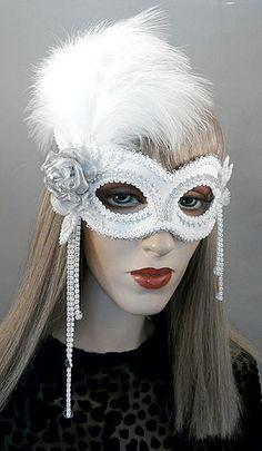 Custom masquerade masks - Quinceanera Mask