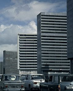 'Playtime', 1967, directed by Jacques Tati
