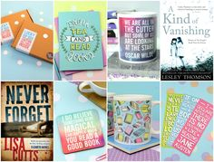 Enter this giveaway for a chance to win two signed books, two mugs, a bookmark set, a notebook, a Lucky Dip bookish surprise goodies ...