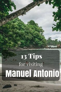 Majority of visitors come to Manuel Antonio for the sole purpose of visiting the National Park but quickly find out that the Quepos/Manuel Antonio area is filled with other attractions and activities. After our recent visit to Manuel Antonio, we have put together a list of tips to help others make the most of their visit to this area!