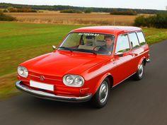 1968–72 Volkswagen 411 3-door Variant (Type4)