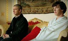 Benedict Cumberbatch on Playing Sherlock at 50