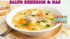 Sopa de Pollo y Vegetales (Chicken Vegetable Soup) Vegetable Soup With Chicken, Chicken Noodle Soup, Cooked Chicken, Keto Chicken, Easy Soup Recipes, Crockpot Recipes, Top Recipes, Diet Recipes, Best Chicken Soup Recipe