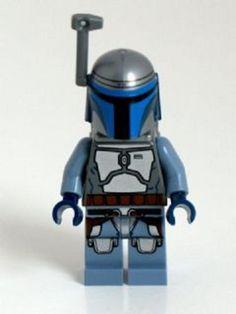 LEGO-75015-Star-Wars-Jango-Fett-Mini-Fig-Mini-Figure