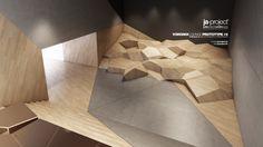 Auditorium Prototype #1 by ja-project , via Behance