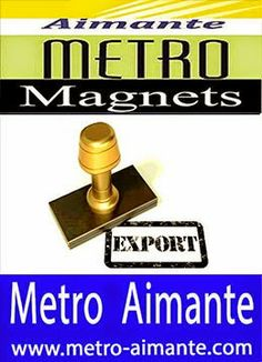 Metro Aimante: METRO AIMANTE MAGNETIC MANUFACTURERS EXPORTING WOR... Bookends, Magnets, Book Holders
