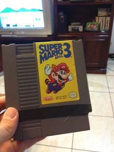 Very very Vintage Mario