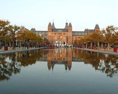 Amsterdam (Noord-Holland) - Rijksmuseum, europe, travel, holidays, shopping, luxury, visit to Amsterdam