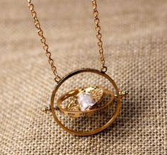 vintage style the Harry Potter time turner by YourLifeStyle, $2.99