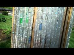 How to Build a Greenhouse Made From Plastic Bottles | Dengarden