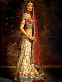 Indian ancient and traditional wear outfit which is perfect for wedding occasions. you've got sarees, lehenga, or gowns but therefore the...