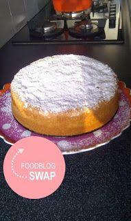 Miss Baksel/Eekma: Foodblogswap - December! Yoghurtcake ♥♥♥