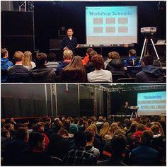 Via Rudideboer.nl   Rudi de Boer Filmeducatie   Workshop Scenario op een middelbare school
