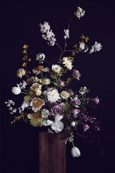 Sculptural Flower Styling / Putnam & Putnam