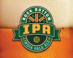 Cerveja Rock Bottom India Pale Ale, estilo India Pale Ale (IPA), produzida por Rock Bottom Restaurant & Brewery, Estados Unidos. 6.5% ABV de álcool.