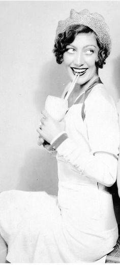 young Joan Crawford