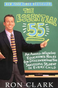 The Essential 55, by Ron Clark (recommended by Kendra at PreschoolersandPeace.com)... About developing manners in children. Written for teachers, but also sounds great for parents.