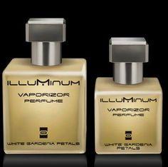 "Wedding day perfume -  ""White Gardenia Petals"" by Illuminum"