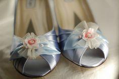 Cornflower Marie Antoinette Shoes