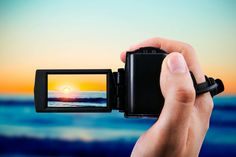 Video marketing is becoming a necessity, but many brands don't have the budget to support their initial efforts. Here is your DIY video marketing guide. Lights Camera Action, Photography 101, Prom Night, Diy Videos, Camcorder, Videography, Helpful Hints, Tv Shows, Lens