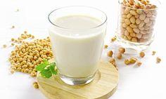 Cách làm sữa đậu nành bằng máy xay sinh tố