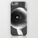 iPhone & iPod Case Calla black and white by Christine Baessler