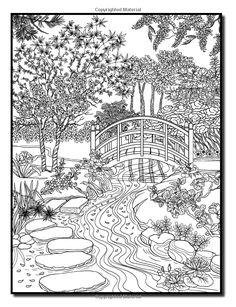 Amazon.com: Япония: книжка-Раскраска для взрослых с японских культурных проектов, красивых азиатских женщин, цветочные кимоно платья и Расслабляющий характер сцены (9781542348140): Нефритовая лето, взрослый книги-раскраски: книги